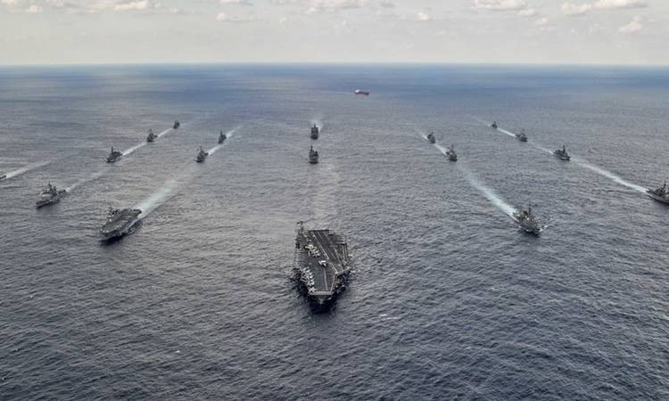 Askeri deniz filosu en geniş ülkeler