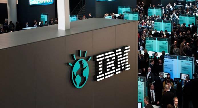 IBM birinci çeyrek bilançosunu açıkladı
