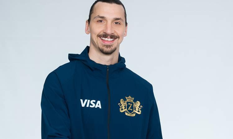 Zlatan Ibrahimovic Visa ile Dünya Kupası'nda!