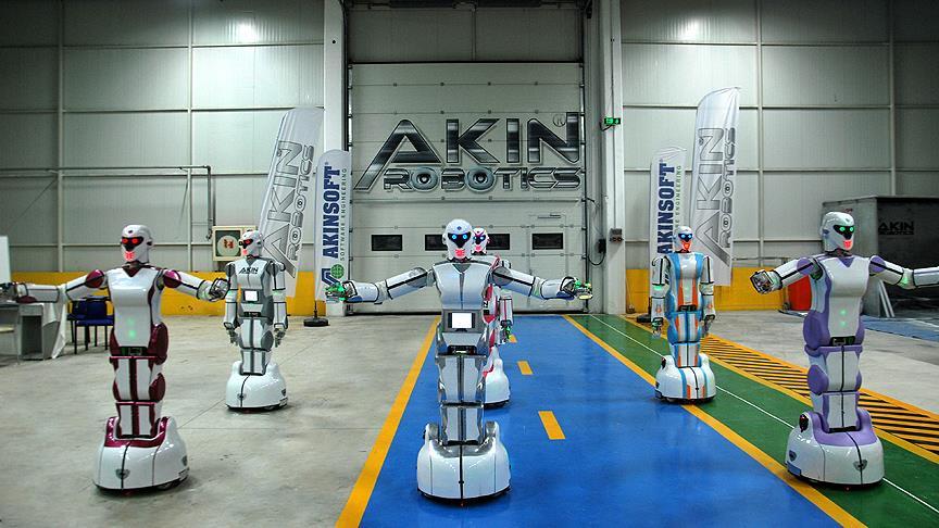 'Mini Robot Ada' Üçüncü Havalimanı'nda göreve talip