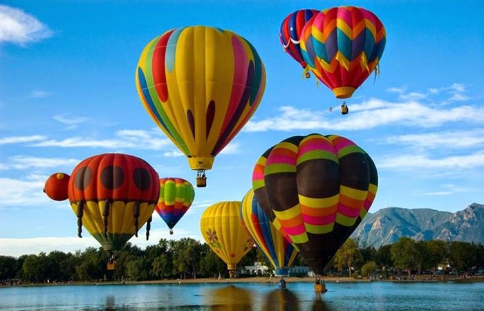 Gökyüzü yerli balonlarla renklenecek