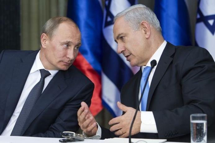 Putin ve Netanyahu telefonda görüştü