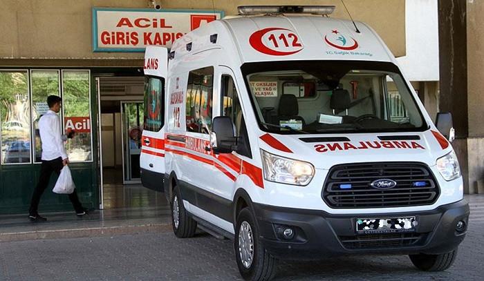 Tunceli'de 1 uzman çavuş yaralandı