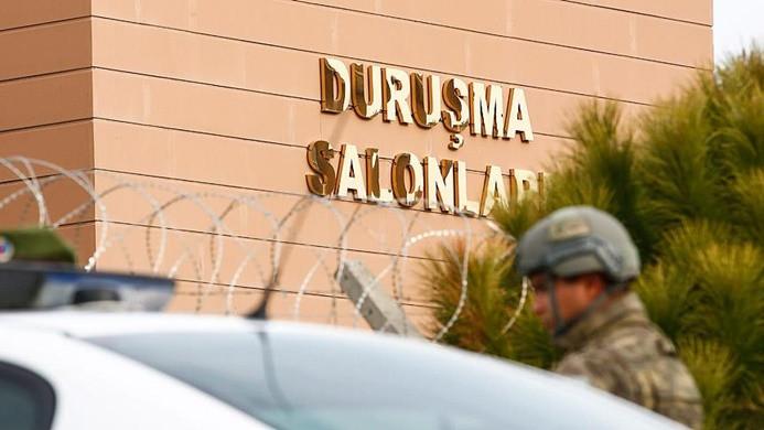 FETÖ davalarında 65 sanığa müebbet hapis cezası