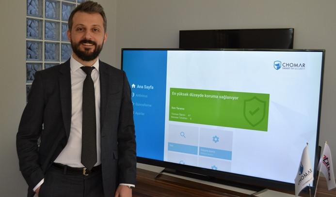 CHOMAR Antivirus'ten yerli güvenlik yazılımı