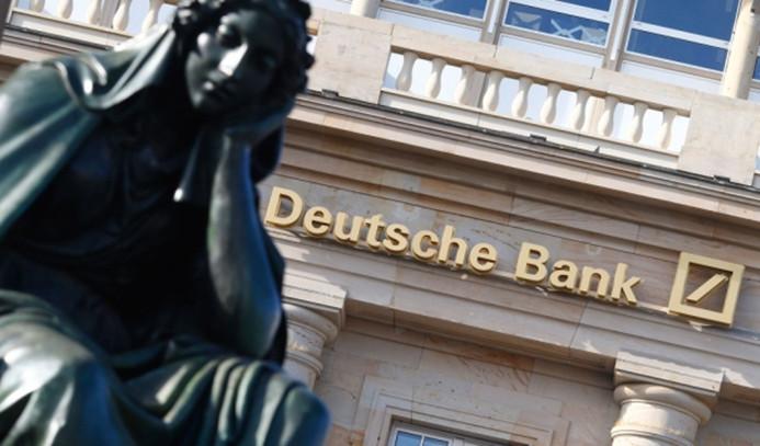 Deutsche Bank'a yeni CEO