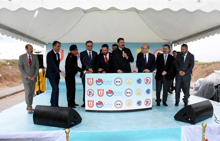 Kırıkkale Silah İhtisas OSB'de ilk fabrikanın temeli atıldı