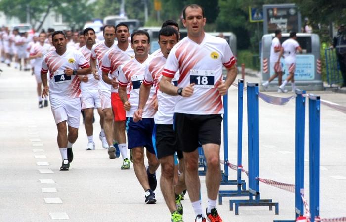 Postacı Yürüyüş Yarışması Türkiye Finali
