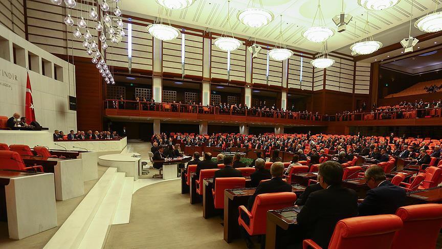 Meclis tatil öncesi 'torba teklif' için mesai yapacak