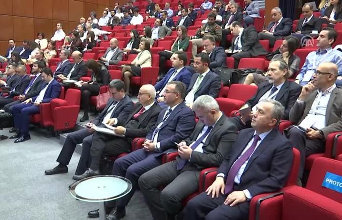 """""""İstanbul Uluslararası Finans Merkezi - Birleşme Bütünleşme"""""""