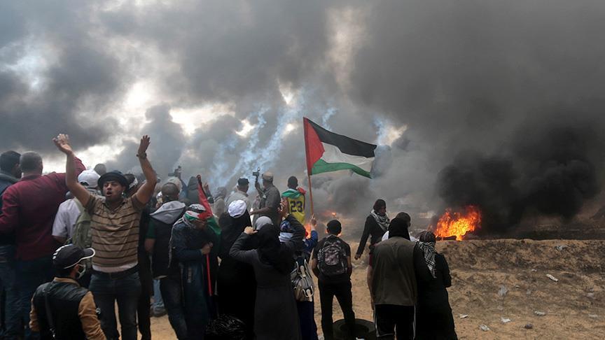 Dünya Gazze'deki katliama tepkili