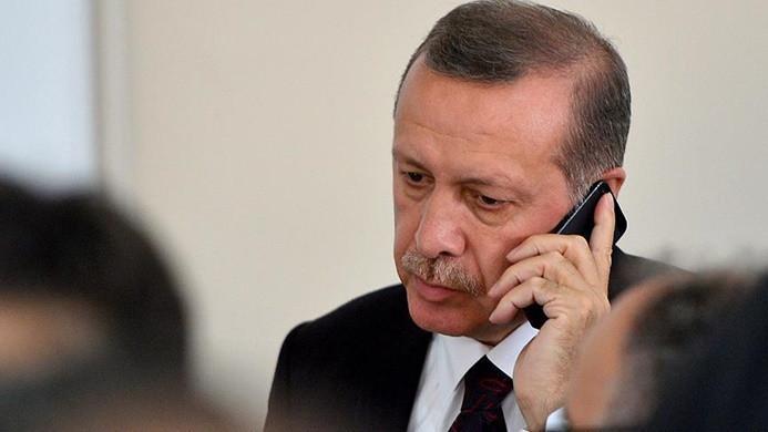 Erdoğan, Kral Abdullah ve Mahathir ile görüştü