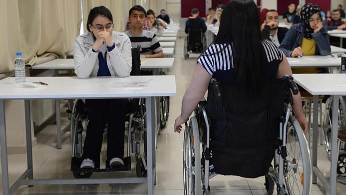 İstihdam edilen engelli sayısı 150 bini aştı