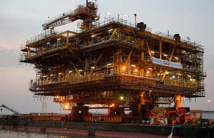 Total, İran'daki 4,2 milyar euroluk doğalgaz projesini bitiriyor