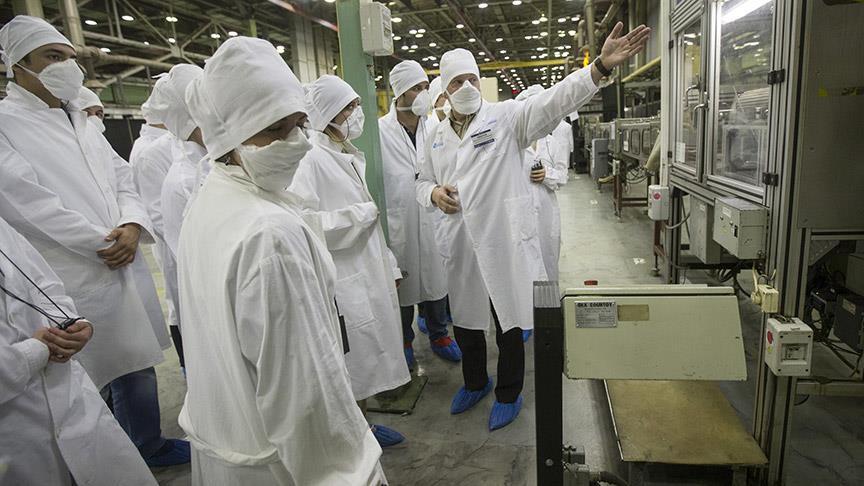 Türkiye'nin nükleer mühendisleri göreve hazırlanıyor