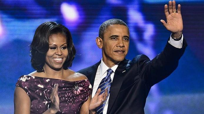 Obama ve eşi yapımcı olacak