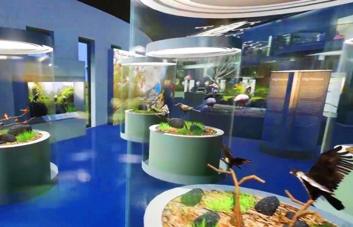 Çukurovanın biyolojik zenginliğine müze