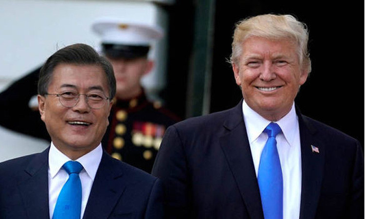 """Güney Kore liderinden """"tarihi zirve"""" açıklaması"""