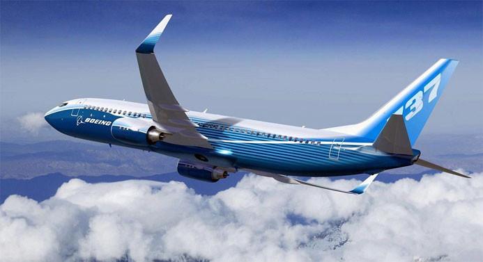 Boeing Türk oluyor