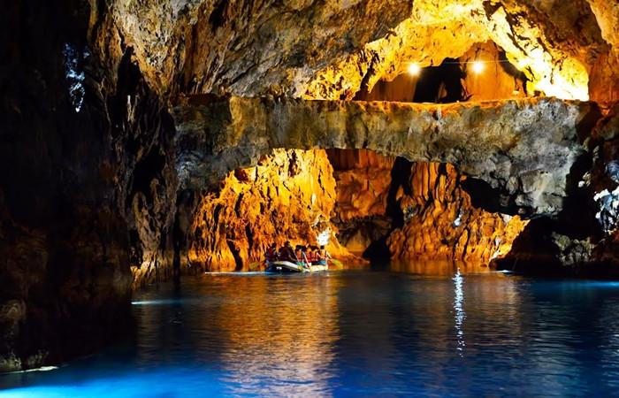 Altınbeşik Mağarası'nda konser