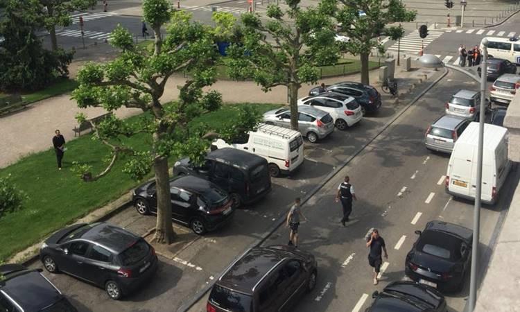 Belçika'da silahlı saldırı: 2'si polis 3 ölü