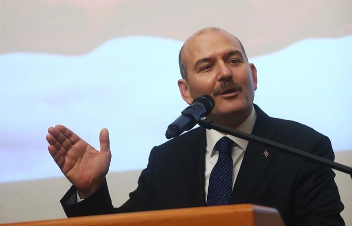 İçişleri Bakanı Trabzon'dan aday adayı oldu