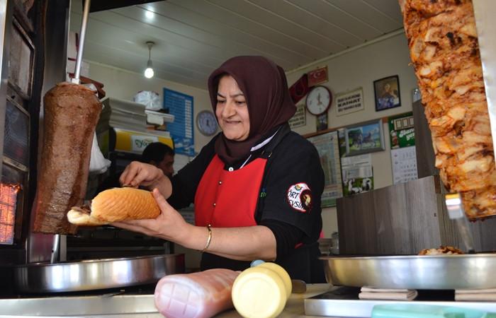 Susurluk'un dönerci kadınları