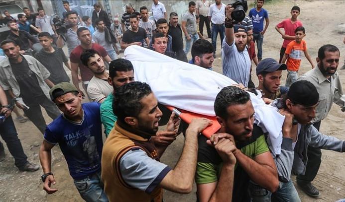 Gazze Şeridi'nde patlama: 5 ölü