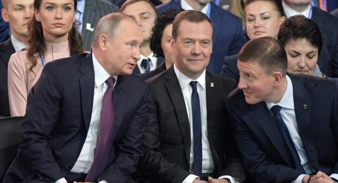 Putin'in başbakan adayı değişmedi