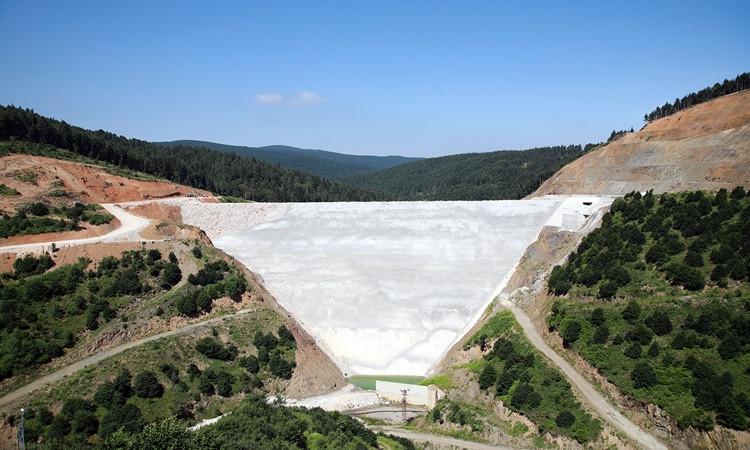 Akçay Barajı'ndan yılda 45 milyon kilovatlık enerji