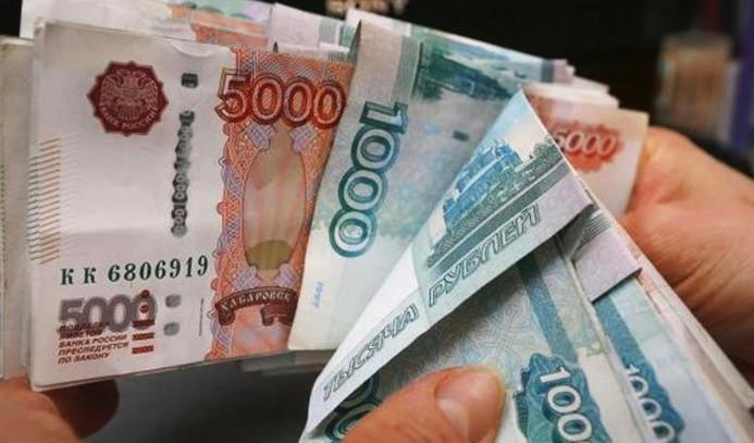 """Rus rublesinde """"ABD-Çin ticaret savaşı"""" endişesi"""