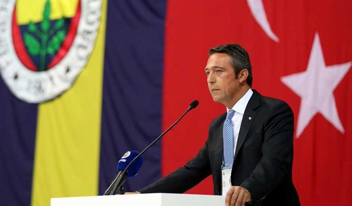 Koç'tan Yıldırım'a: Siz de Fenerbahçe'den büyük değilsiniz
