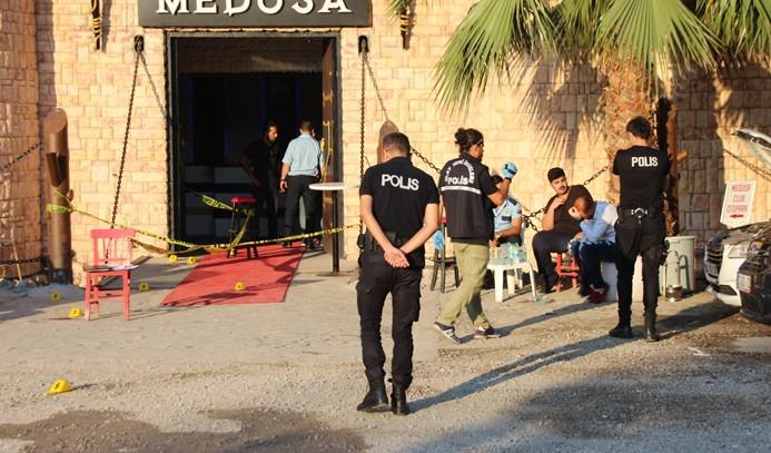 Bodrum'da gece kulübüne silahlı saldırı: 2 ölü