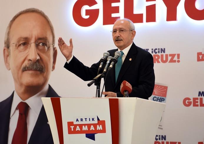Kılıçdaroğlu 'patates ithalatı kararı'nı eleştirdi