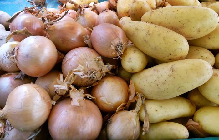 Üreticiler, patates ve soğanda ithalat istemiyor