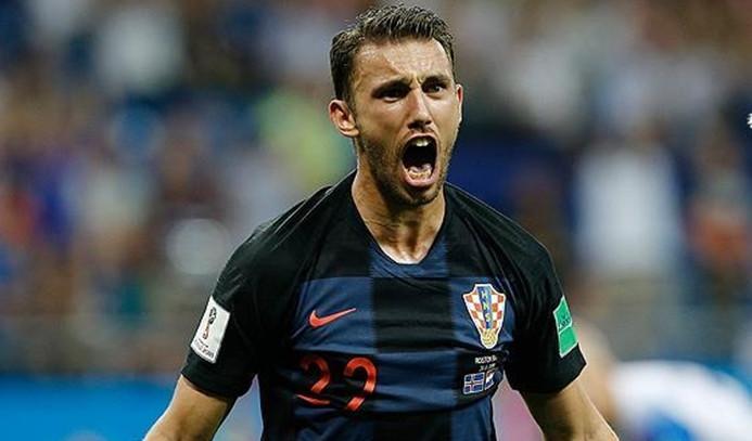 Hırvatistan Dünya Kupası'nda grubu lider tamamladı