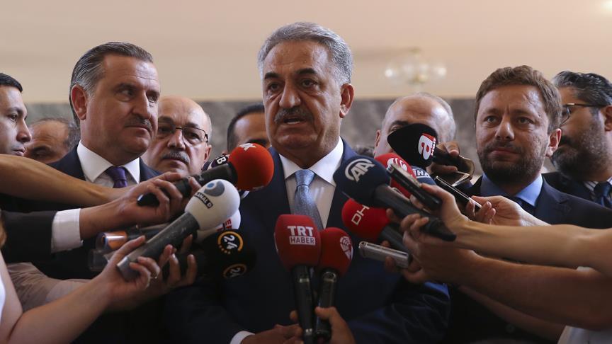 AK Parti'den Soylu'nun sözleri için açıklama