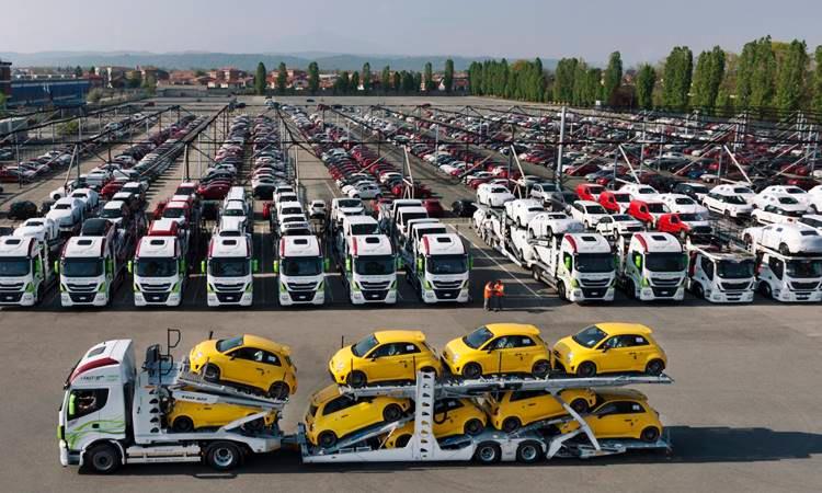 Otomotiv ihracatı mayısta zirve yaptı
