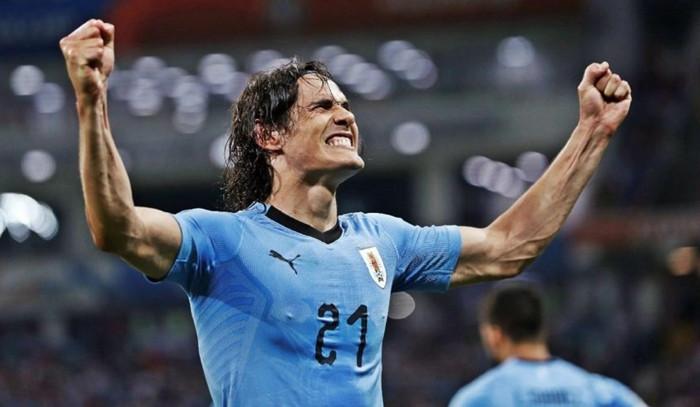 Uruguay ile Fransa çeyrek finalde eşleşti