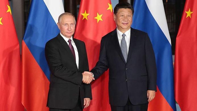 Şi ve Putin'den iş birliği vurgusu
