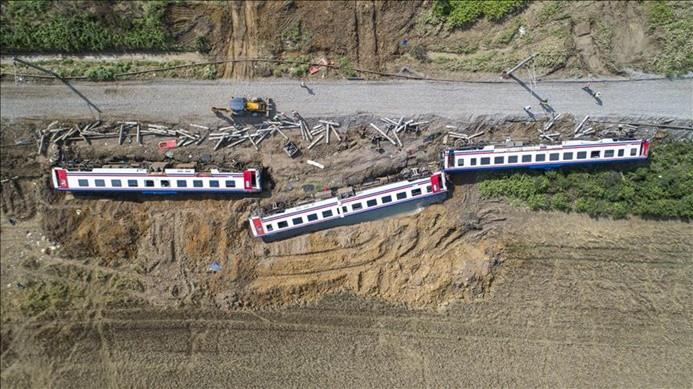 Çorlu'daki tren kazasında makinistler ifade verdi
