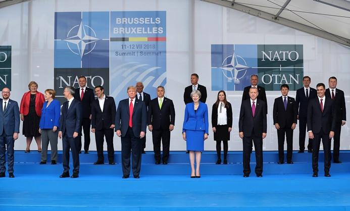 NATO bildirisinde Türkiye mesajı