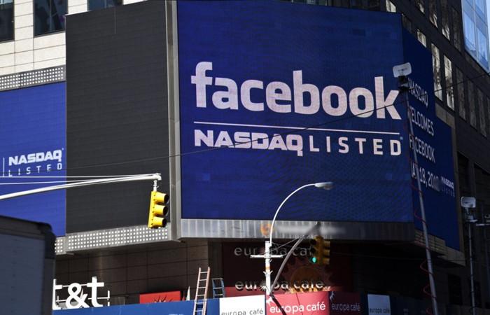 Facebook'un dörtte biri eridi