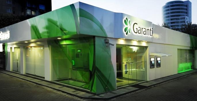 Garanti'den 319 milyar TL'lik destek