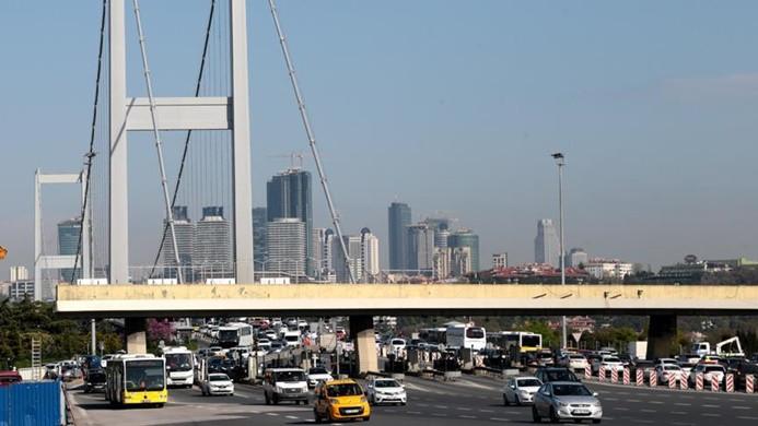 Köprü ve otoyollardan büyük gelir