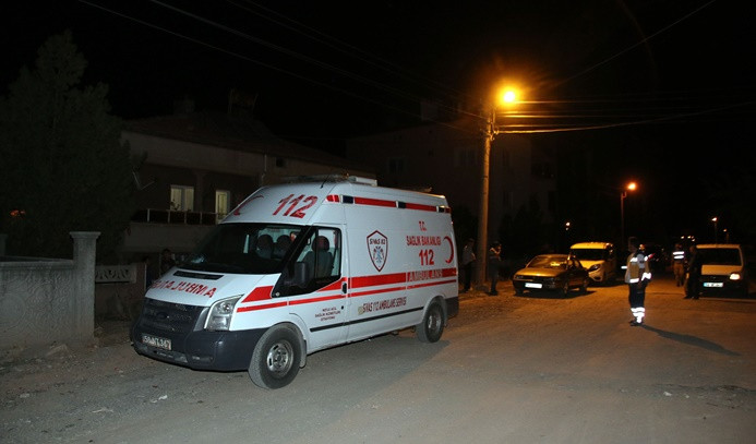 Hakkari'de asker ailesine terör saldırısı