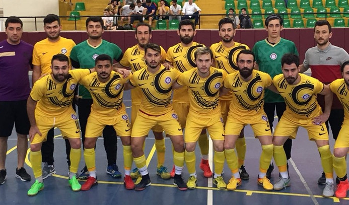 Osmanlıspor, UEFA Futsal Şampiyonlar Ligi'nde
