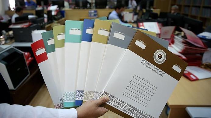 OHAL Komisyonuna başvurular için son tarih belirlendi