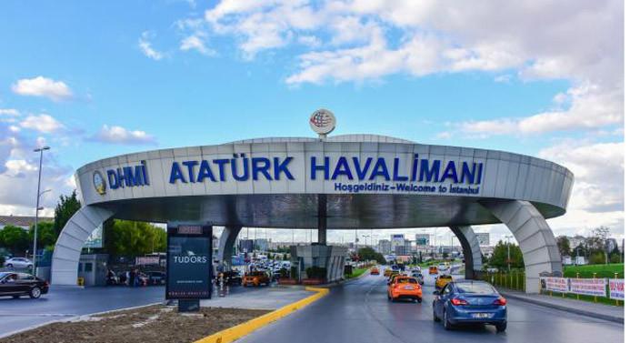 İstanbul'a havadan 58 milyon yolcu