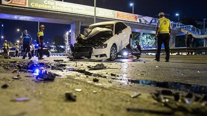 Bayram tatilinin ikinci gününde kazalar 24 can aldı